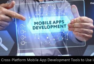 Mobile App Development Tools