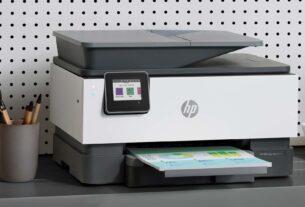 HP OfficeJet 9015 Printer