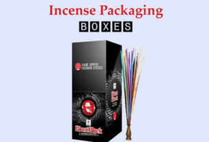 Incense Stick Packaging