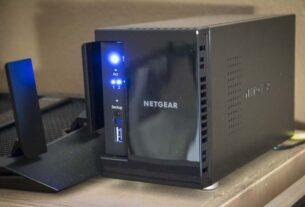 Netgear storage device