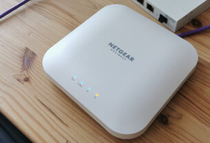 Netgear WiFi access point