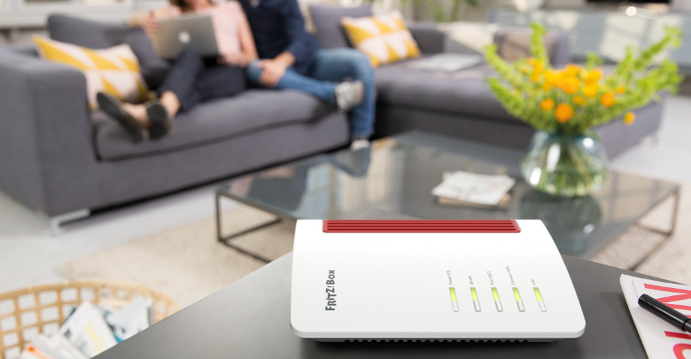 Fritzbox Networking router